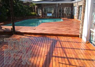 wooden deck 2 - after